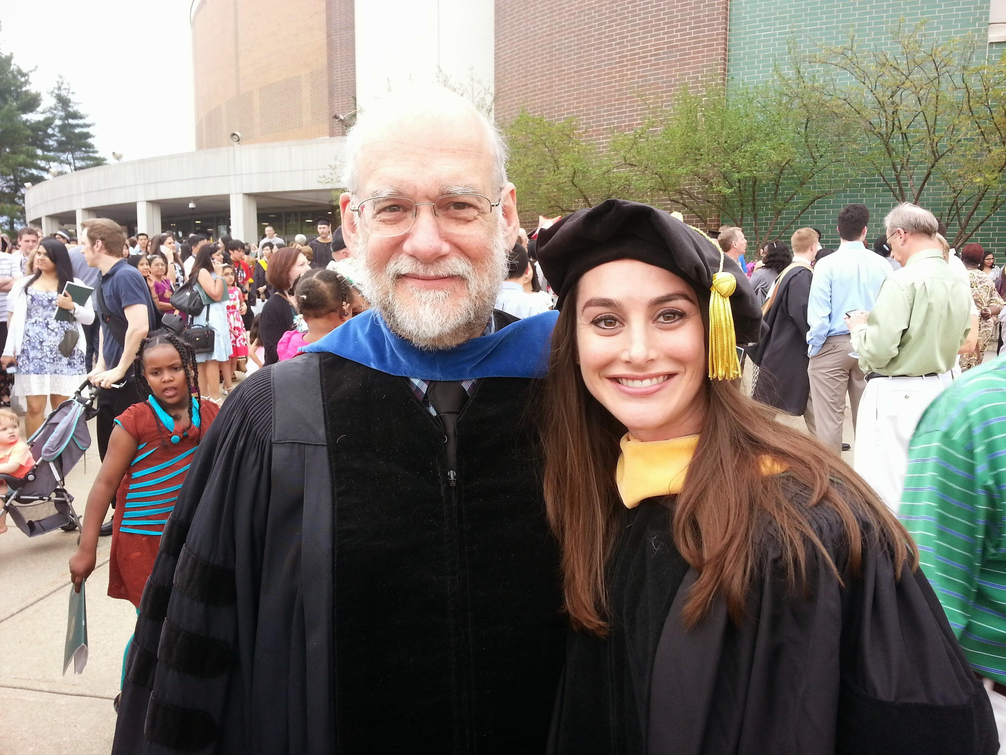 Ph.D. Graduation 2015